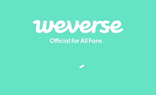 weverse怎么注册 weverse注册教程