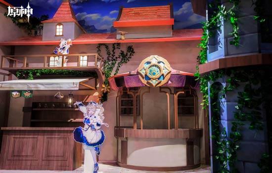 《原神》亮相ChinaJoy 与旅行者的线下相遇