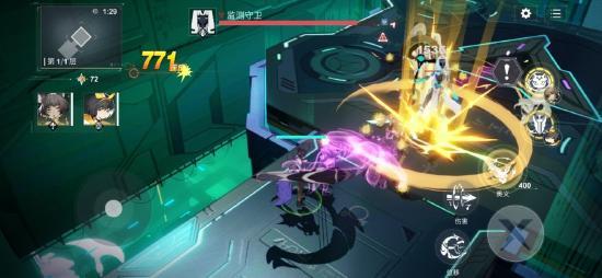 解神者:x2攻略 阿波菲斯的神殿攻略