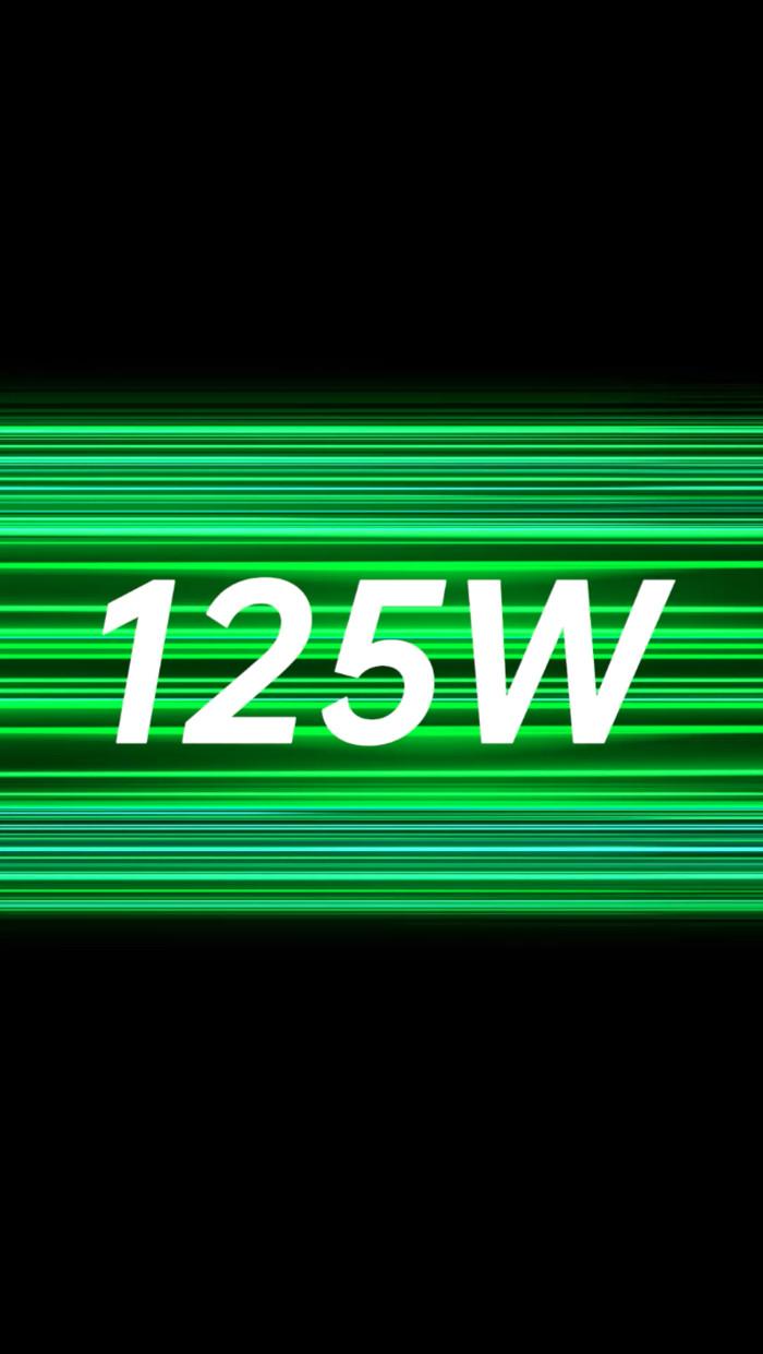 OPPO预告125W超级闪充,刷新有线充电功率记录,更多看点7月15日揭晓