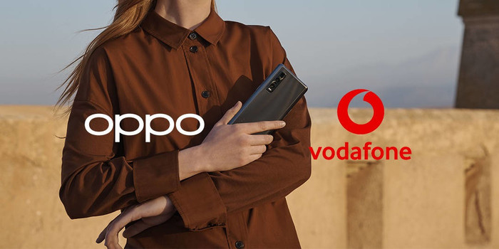 与知名运营商沃达丰强强联手 OPPO全线进军欧洲市场