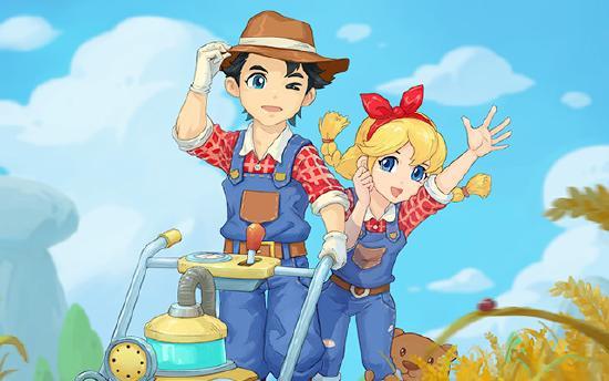 《悠长假期》租个海岛,经营农庄,收获幸福
